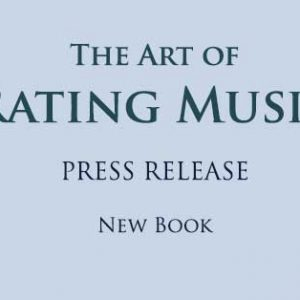 Press Release: New Book