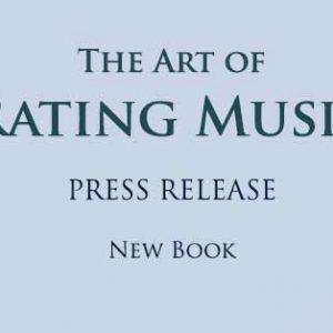 Press Release: New Book